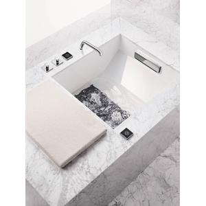 Dornbracht Foot Bath Onderbouwbassin Platina Mat