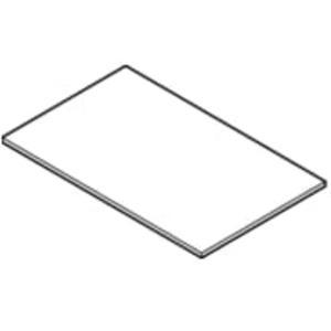 Viega Fonterra Gipsvezelplaat 1,8 cm voor Restvlakken Ongefreesd