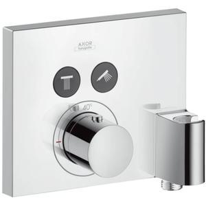 Axor ShowerSelect Afbouwdeel inbouwthermostaat 2 functies Chroom