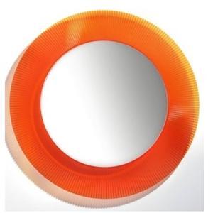 Laufen Kartell Spiegel 78x78 cm Oranje