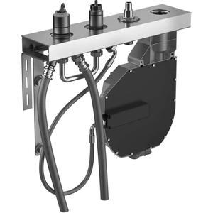 Hansa Compact Basisganituur 4-gats tegelrandcomb.Met vloersteun