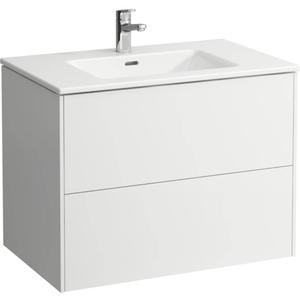 Laufen Pro S meubelset 80x61 cm 1 kraangat Mat Wit