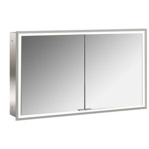 Emco Asis Prime LED 120cm spiegelkast inbouw
