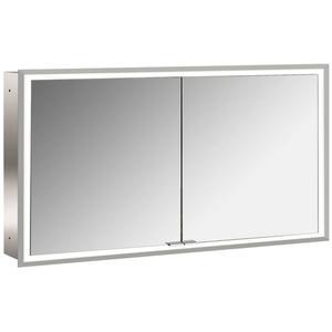 Emco Asis Prime LED 130cm spiegelkast inbouw