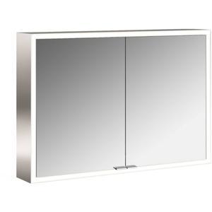 Emco Asis Prime LED 100cm spiegelkast opbouw