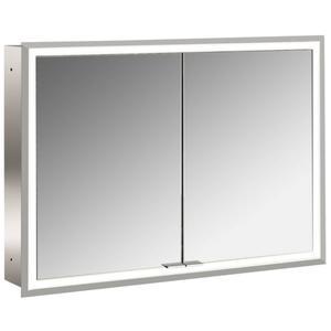 Emco Asis Prime LED 100cm spiegelkast inbouw