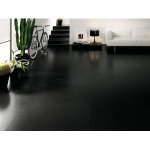 Vloertegel Cotto D'este Kerlite Plus Black and White 100x300x- cm Black 3M2