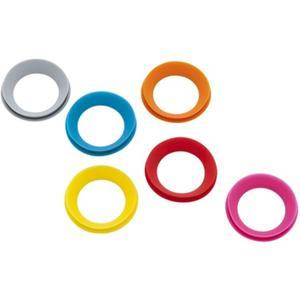 TA'OR CubiMax Grijpringen mix 6 kleuren