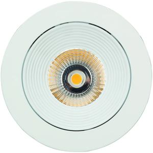 Luxalon Spot LED rond incl. driver wit