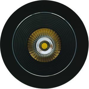 Luxalon Spot LED rond incl. driver zwart