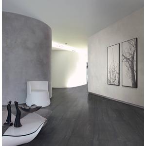 Vloertegel Coem Pietra Valmalenco 45x90x- cm Nero 1,215M2
