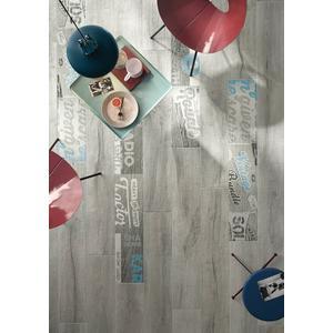 Vloertegel Imola Kuni 20x180x1,05 cm Grijs 1,08M2