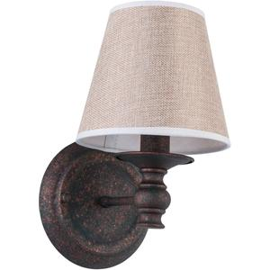 Van Heck Colonial Wandlamp Weathered Rust