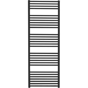 Saqu Magma handdoekradiator 167x75cm 1055W Zwart