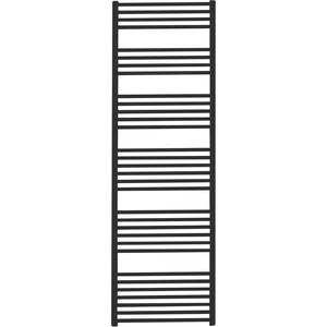 Saqu Magma handdoekradiator 190x50cm 845W Zwart