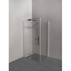 Ben Magnificent douchecabine links 120x90x210cm helder glas/chroom