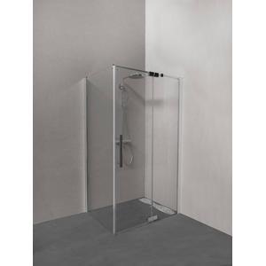 Ben Magnificent Zijwand 90x210 cm Helder Glas/Chroom