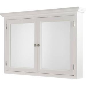 Ben Maison Spiegelkast met 2 deuren 121x16x85 (BxDxH) cm