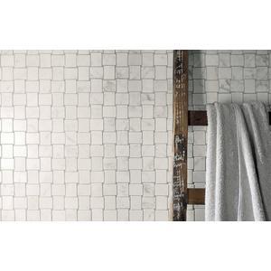 Mozaïek Coem MARMI BIANCHI 30x30x1 cm Carrara 0,99M2