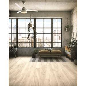 Vloertegel Castelvetro More 160x26x1 cm Wit 1,66M2