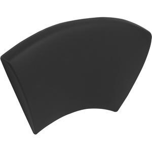 Ben Comfort Badkussen rond 39x18cm Zwart