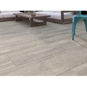 Vloertegel Castelvetro Concept Deck 60x120 cm Light Grey 1,44 M2