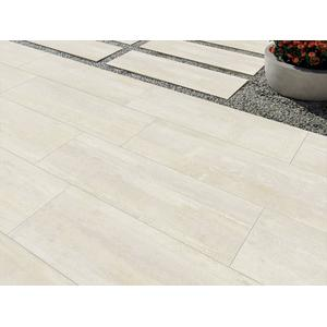 Vloertegel Castelvetro Concept Deck 60x120 cm White 1,44 M2