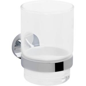 Saqu Polare Glashouder Chroom / Mat Glas