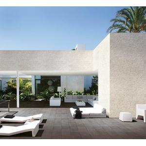 Decortegel Sichenia Pave Wall House 16,5x41,6x- cm Bianco 1,082 M2