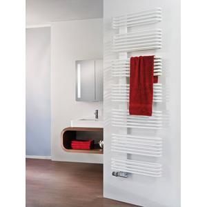 Duschprofi Premium designradiator 122x50cm 968W Wit