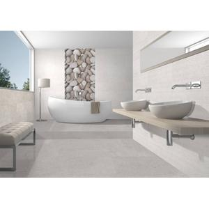 Wandtegel Ibero Quo 29x100x- cm Sohe White 1,16M2