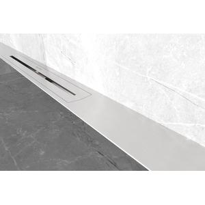 Easy Drain R-Line Wall Douchegoot 120 cm RVS