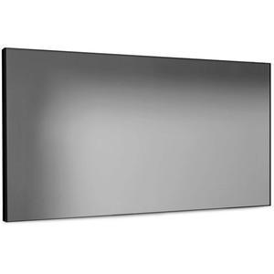 Looox Black Line Spiegel 80x60 cm Zwart