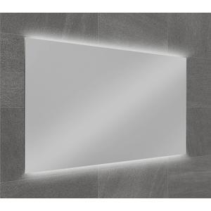 Ben Vario Spiegel Fiano incl. 2x LED verlichting (onder/boven) met schakelaar 120x75x4cm