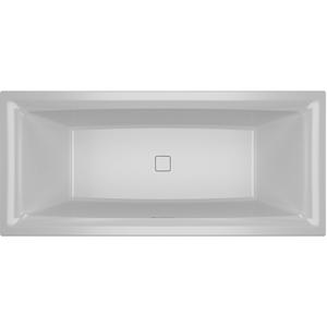 Riho Still Square Ligbad 180x80 cm Wit
