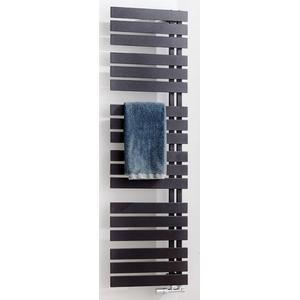 Ben Thasos designradiator 180x60cm 1120W Antraciet