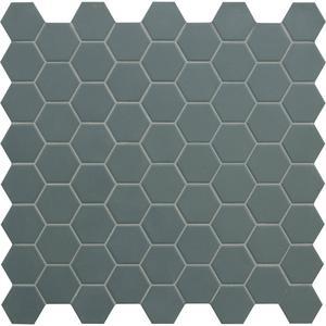 Mozaïek Terratinta Hexa 31,6x31,6 cm green echo 10ST