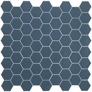 Mozaïek Terratinta Hexa 31,6x31,6 cm ocean wave 10ST