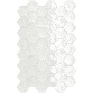 Wandtegel Terratinta Hexa 17,3x15 cm lemon sorbet 0,46M2