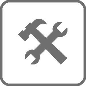 Villeroy & Boch montageschuim voor metal rim douchebakken