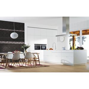 Wandtegel Velsatile Urban 7,5x30x- cm Zwart 0,5M2