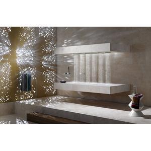 Dornbracht Horizontal Shower Water Bar Inbouwzijdouche Platina Mat