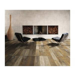 Vloertegel Kale Eksport Vintage Wood 15x60x- cm Brown Wood 1,26M2
