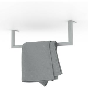 Looox Rail Handdoekhouder 50x14 cm RVS
