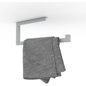 Looox Roll Handdoekhouder 35x14 cm RVS
