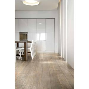 Vloertegel CTC Wooden Tile Collection 20x180x1 cm Cream 1,44M2
