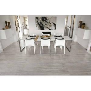 Vloertegel CTC Wooden Tile Collection 15x120x1 cm Grey 1,08M2