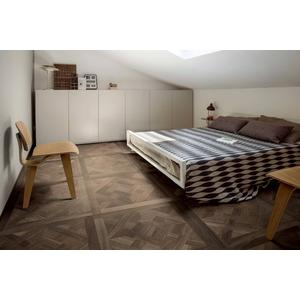 Vloertegel CTC Wooden Tile Collection 26,5x180x1 cm Walnut 1,44M2