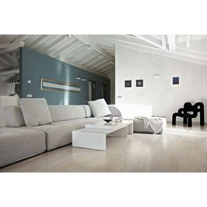 Vloertegel CTC Wooden Tile Collection 20x180x1 cm White 1,44M2