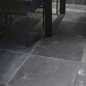 Vloertegel Kronos Carriere du Kronos 60x60x- cm Zwart 1,08M2